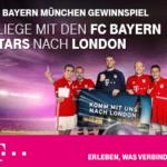 Nur noch bis Donnerstag: Mit dem FC Bayern nach London fliegen-Gewinnspiel