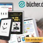 buecher.de: eBook-Reader gewinnen