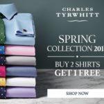 Charles Tyrwhitt-SALE: 70% Rabatt + Extra-Rabatt + Rabattcode