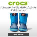 Crocs Sale: Bis 70% im Sale, zusätzlich 20% auf das zweite Paar