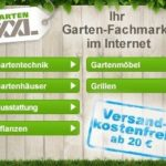 Garten XXL: Elektrokamin zu gewinnen