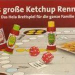 """Beim """"großen Ketchup-Rennen"""" 250 exklusive Hela-Brettspiele gewinnen!"""