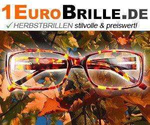 Bei Hellbrecht erhalten Sie für kurze Zeit Brillen günstiger. 64% Rabatt auf Biker-und Motorradbrillen sowie auf Korrektur- und Sonnenbrillen erwarten Sie!