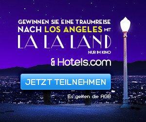 Hotels.com verlost eine traumhafte Los Angeles-Reise inklusive Flügen, Übernachtung, Transfers und Eintrittskarten für den Catalina Jazz Club.
