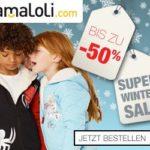 Bis zu 50 Prozent auf Kinderkleidung bei LamaLoli
