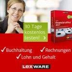 Lexware KOSTENLOS: 4 Wochen kaufmännische Software und TAXMAN testen!