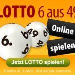 Mittwochs-Lotto: 5 Tippfelder GESCHENKT für 25 Mio EUR-Jackpot!