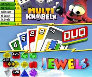 Beim Gewinnspiel der Woche verlost die Spieleplattform M2P Spielguthaben in Höhe von 100 EUR, 50 EUR oder 20 EUR. Viel Spass beim Spielen!