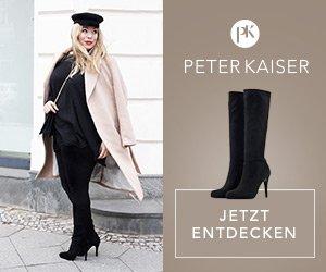 Peter Kaiser Einkaufs-Gutschein: Werden Sie jetzt Peter Kaiser Clubmitglied, und sichern Sie sich damit jede Woche die Chance auf einen Einkaufs-Gutschein im Wert von 100 EUR!