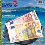 12 Ausgaben TAUCHEN 9,40 EUR total – ideal auch als Geschenk!