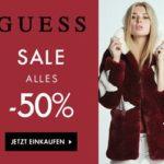 Valentinstag Handtasche mit gratis Miss Pupa Lippenstift bei GUESS