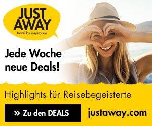 Sie möchten günstig Reisen und dabei nicht auf Qualität, Luxus und eine unvergessliche Zeit verzichten? Dann buchen Sie jetzt Ihre Reise bei justaway.com!
