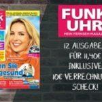 12 x FUNK UHR effektiv nur 1,40 EUR!