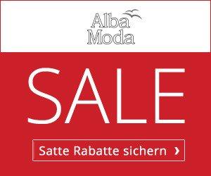 Melden Sie sich jetzt zum Alba Moda Newsletter an, und sichern Sie sich damit die Chance monatlich einen Shopping-Gutschein im Wert von 250 EUR zu gewinnen.