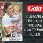 Jahresabo Gala inklusive 7.500 Topbonus Meilen in Höhe eines Deutschlandfluges