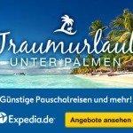 Strand-Angebote mit Frühbucherrabatt