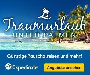 Jetzt die aktuellen Strand-Angebote von Expedia entdecken und den nächsten Urlaub am Meer mit attraktiven Frühbucherrabatten buchen.