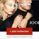 Juwelier Steiner Gutschein zu Valentinstag (25% Rabatt)