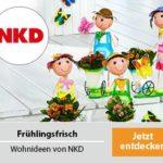 NKD: 10 Einkaufs-Gutscheine im Wert von je 50 EUR gewinnen