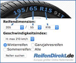 Entdecken Sie jetzt den neuen Reifen-Gutschein von ReifenDirekt, und sparen Sie ganze 5% auf PKW-Reifen und Kompletträder.