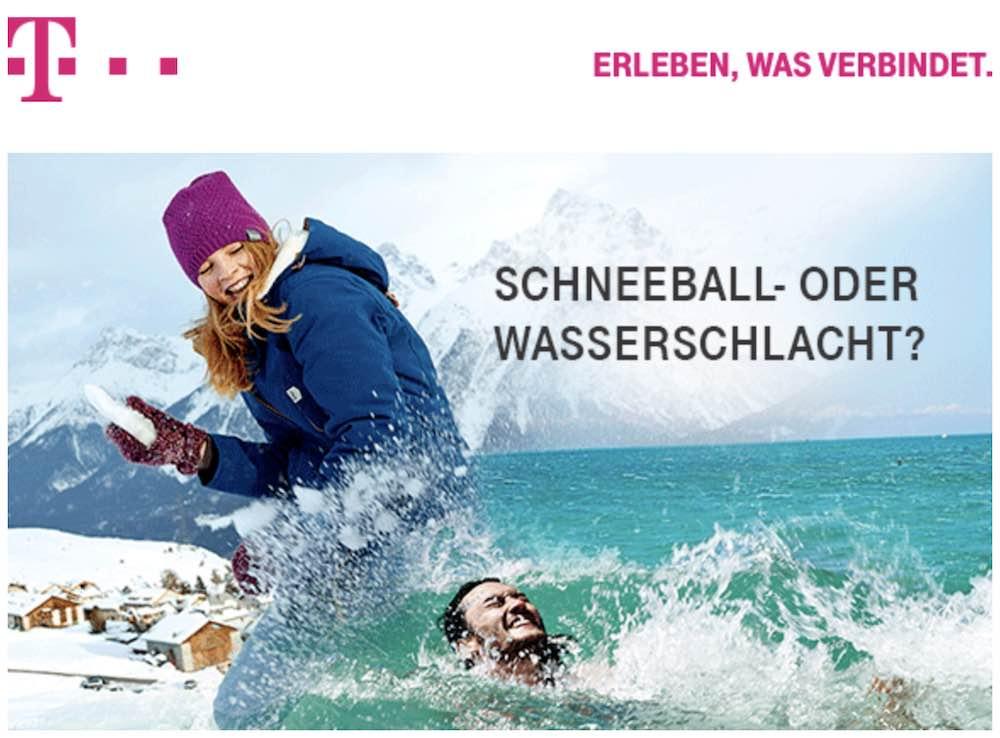 Beim Fernweh-Gewinnspiel der Telekom können sich jetzt 2 Gewinner über einen Reise-Gutschein im Wert von je 2.000 EUR inklusive Kamera-Equipment freuen!