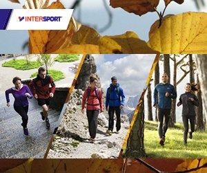 Intersport verlost in Kooperation mit sportslife ein Aktiv-Wochenende im Trentino für 2 Personen inkl. Übernachtung, Halbpension und Aktiv-Programm.