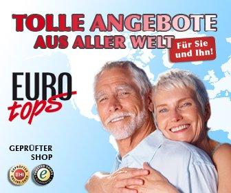 Eurotpops verlost bei diesem Gewinnspiel tolle Einkaufs-Gutscheine im Wert von 500 EUR und 50 EUR. Viel Spass beim Shoppen.