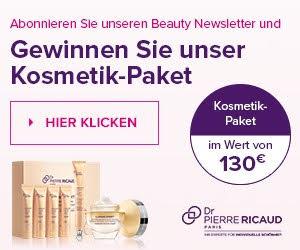 Nehmen Sie jetzt beim Dr. Pierre Ricaud Gewinnspiel teil und nutzen Sie die Chance, ein hochwertiges Kosmetik-Paket zu gewinnen.