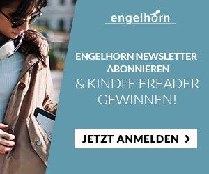 Beim engelhorn Gewinnspiel werden 3 Kindle eReader verlost. Mitmachen lohnt sich in jedem Fall, denn jeder Teilnehmer erhält einen 5 EUR Willkommens-Rabatt!