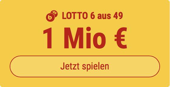 lotto jackpot 6 aus 49 heute