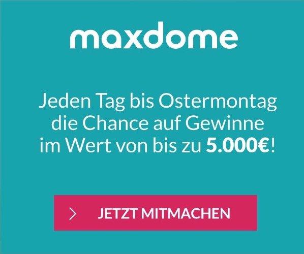 Maxdome Oster Gewinnspiel Tagliche Gewinnchance Kostenlos De