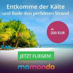 Mit Momondo können Sie jetzt Ihre ganz persönliche DNA Reise gewinnen im Wert von 5.000 EUR. Lernen Sie die Kultur der Länder kennen aus denen Sie stammen.