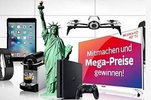 Jetzt beim Sky Oster-Gewinnspiel mitmachen und einen von vielen tollen Preisen zu gewinnen. Verlost werden Reisen, Tablets, PS4, Ultra-HD Fernseher uvm.