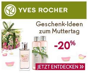 Noch vor dem offiziellen Verkaufsstart wird 300 x das neue, innovative Yves Rocher Duschgel-Konzentrat verlost. Viel Glück!