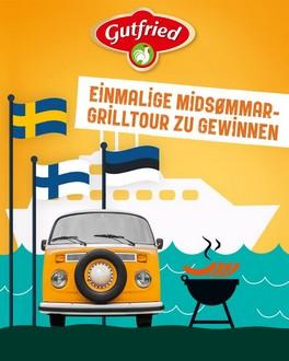 Midsommar Grilltour bei Gutfriedgewinnen