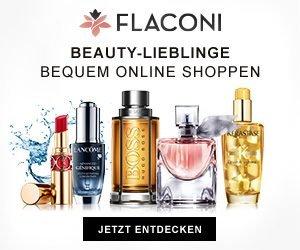 Die Online Parfümerie Flaconi verlost unter allen Teilnehmern dieses Gewinnspiels Emporio Armani Produkte wie Duft-Sets und Uhren für Sie und Ihn.