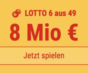 aktuelle jackpot lotto 6 49