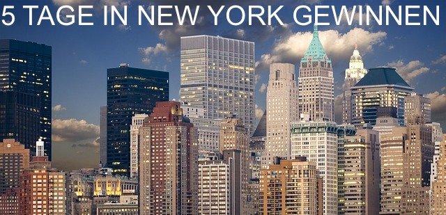 Gewinnen Sie jetzt mit Hammer Sport eine atemberaubende New York-Reise, Musical-Tickets sowie ein Fitness-Trampolin. Viel Glück!