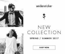 Mit dem Seidensticker Promotioncode profitieren Sie an diesem Wochenende von 20% Extra-Rabatt auf Sale-Ware. Mode in edler Qualität erwarten Sie günstiger.