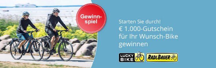 Bei Hugendubel Fahrrad-Gutschein gewinnen