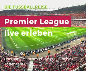 Mit Fußballreise.de können Sie ganz einfach und bequem Ihre Träume erfüllen, z.B. ein Besuch der Anfield Road mit 3 Übernachtungen an 389 EUR.