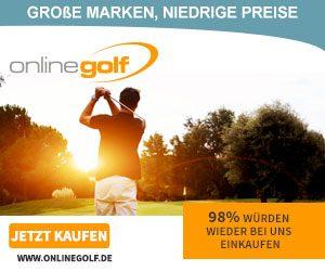 Jetzt einen neuen OnlineGolf Gutschein einlösen und Sportartikel nicht nur rund um den Golfsport mit satten Rabatten kaufen!