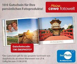 Fotoprodukte mit Das Photo Gutschein günstiger. Ob persönliche Fotogeschenke, Fotobücher, Fotokalender oder Wandbilder - hier gibt's reichlich Auswahl.