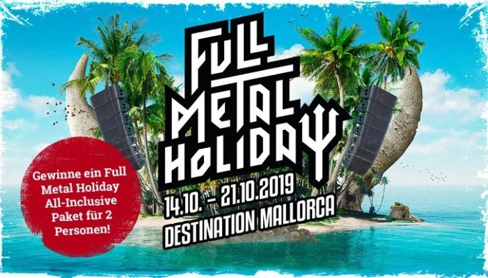 bei EMP Full Metal Holiday All-Inclusive Reise nach Mallorca gewinnen