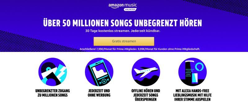 amazon music download kostenlos