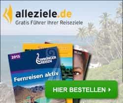 Sichern Sie sich jetzt ganz bequem kostenlose Reiseführer und Informationen für Touristen! Einfach Wunschziel suchen und sich die Broschüren gratis nach Hause schicken lassen.