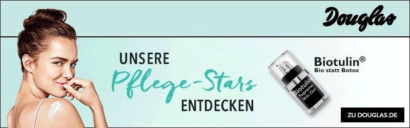 Douglas Pflege Stars Gutschein Code Rabatt