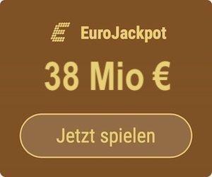 Freitag den EuroJackpot knacken und 90 Mio. EUR gewinnen: Tipp24-Neukunden erhalten über uns 5 Tippfelder GESCHENKT = 10 EUR Rabatt!