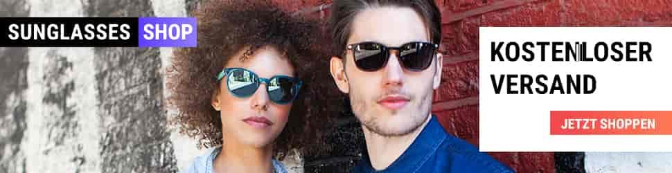 Sunglasses Shop Sonnenbrillen Gutschein Code Rabatt