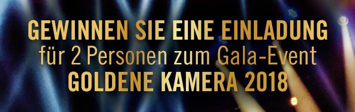 Als Fashion-Partner vonDeutschlands bedeutendstem Film- und Fernsehpreis, verlost Walbusch eine Goldene Kamera VIP-Reise inkl. Übernachtung und Outfit!